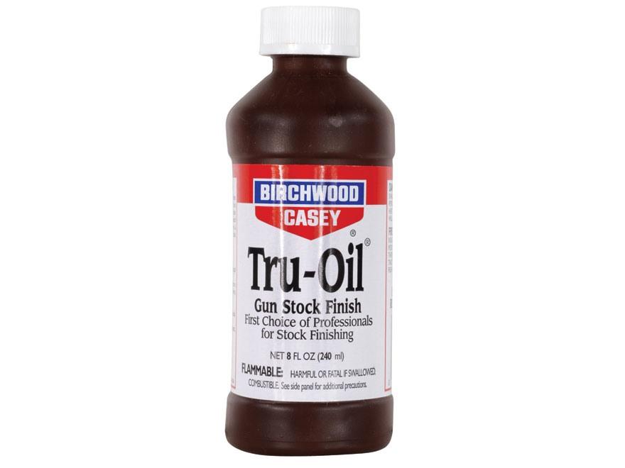 Birchwood Casey Tru-Oil Gunstock Finish Liquid