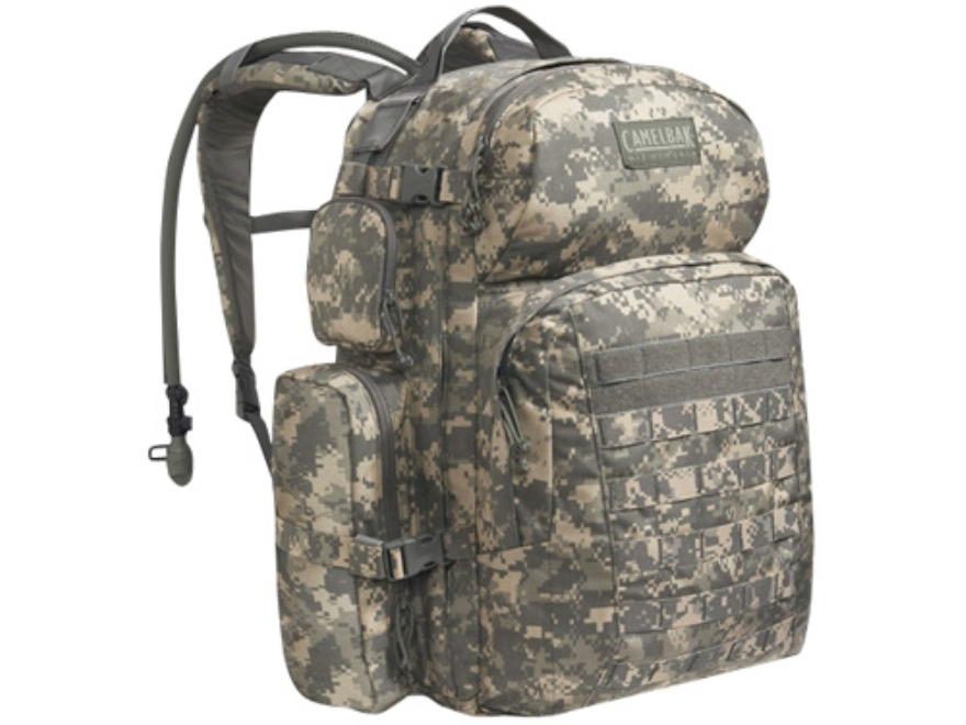 CamelBak BFM Backpack with 100 oz Hydration System Nylon Army Universal Camo