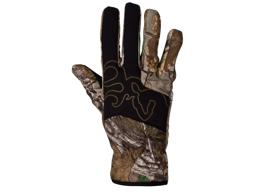 Browning Men's Hell's Canyon Mercury Scent Control Gloves Polyester