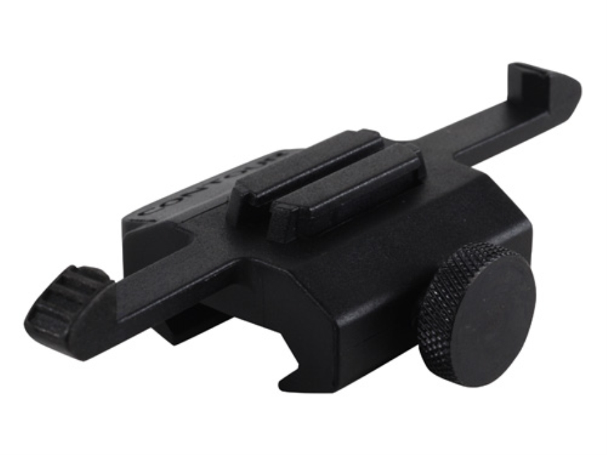 Contour Action Camera Picatinny Rail Mount for All Contour Models Black