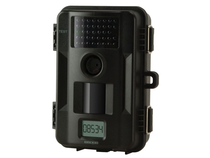 Stealth Cam Unit X Infrared 8 Megpixel Game Camera with 8 AA batteries and 4 GB SD Card...