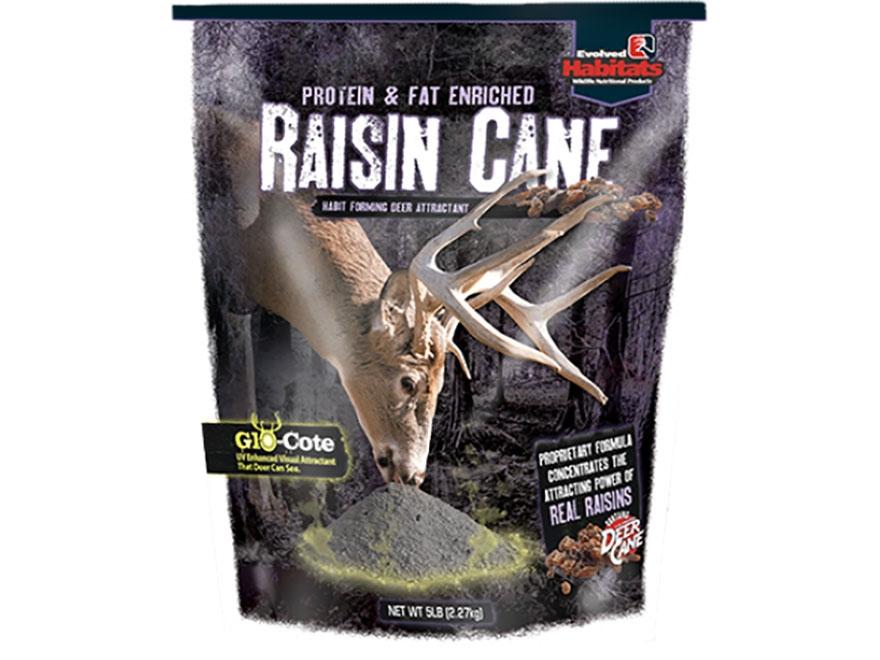 Evolved Habitats Raisin Cane Deer Supplement Powder 5 lb