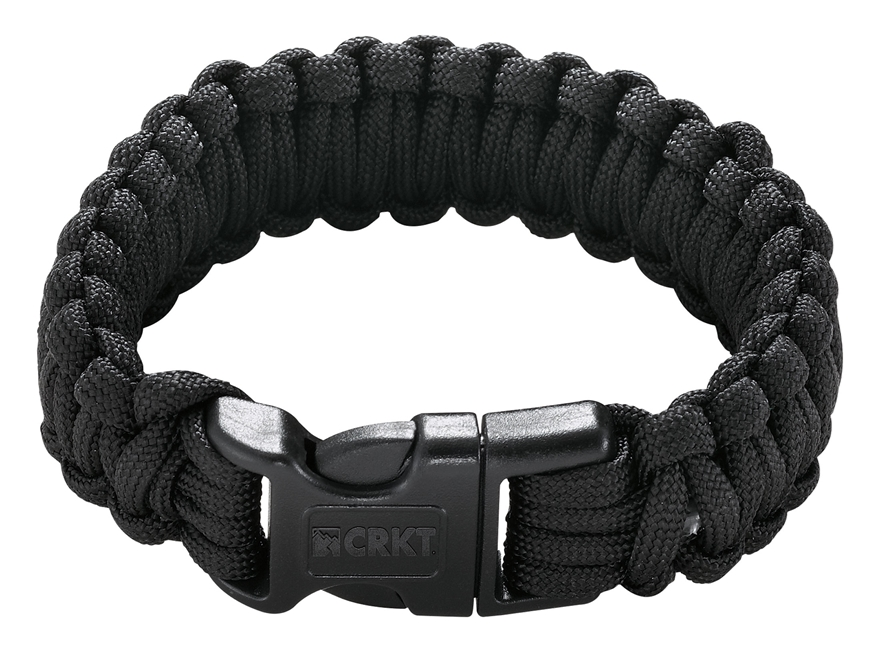 CRKT Survival Para-Saw Bracelet Black