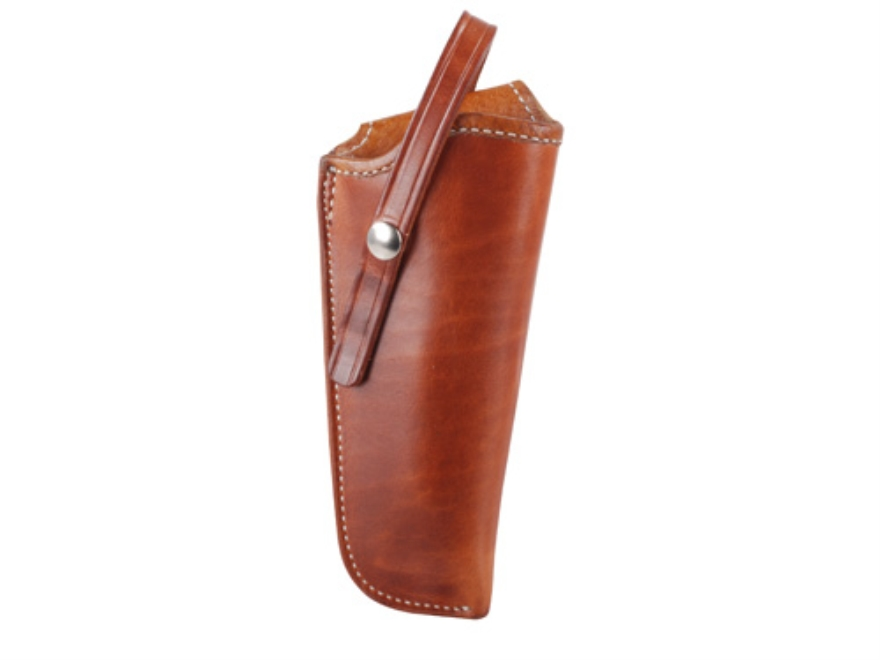 El Paso Saddlery 1920 Tom Threepersons Outside the Waistband Holster Right Hand Russet ...