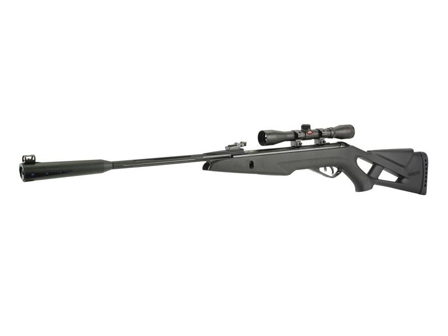 Gamo Whisper Silent Cat Break Barrel Air Rifle 177 Caliber Pellet Black Synthetic Stock...
