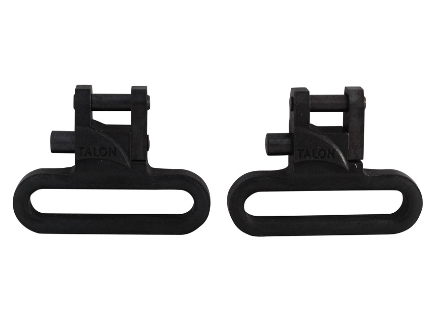 """The Outdoor Connection Talon Sling Swivels 1"""" Stainless Steel (1 Pair)"""