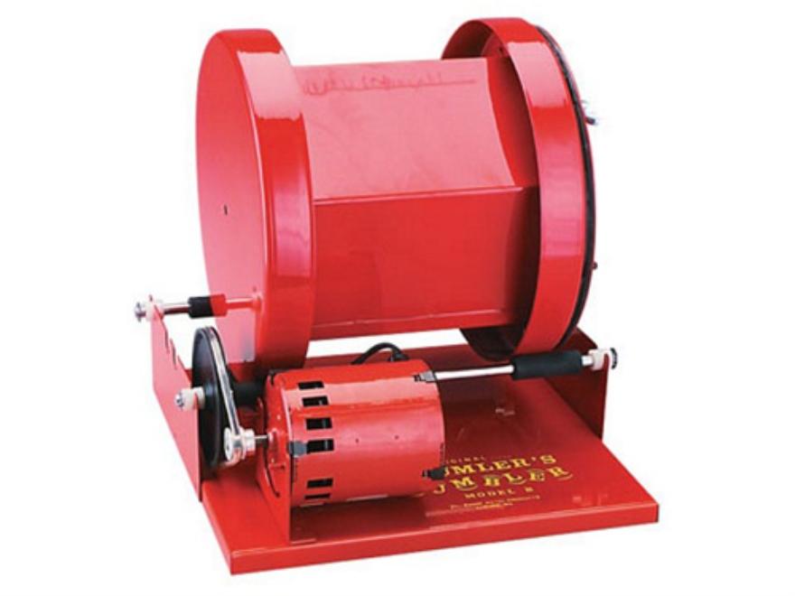 Thumler's Tumbler Model B Low Speed Rotary Case Tumbler 220 Volt