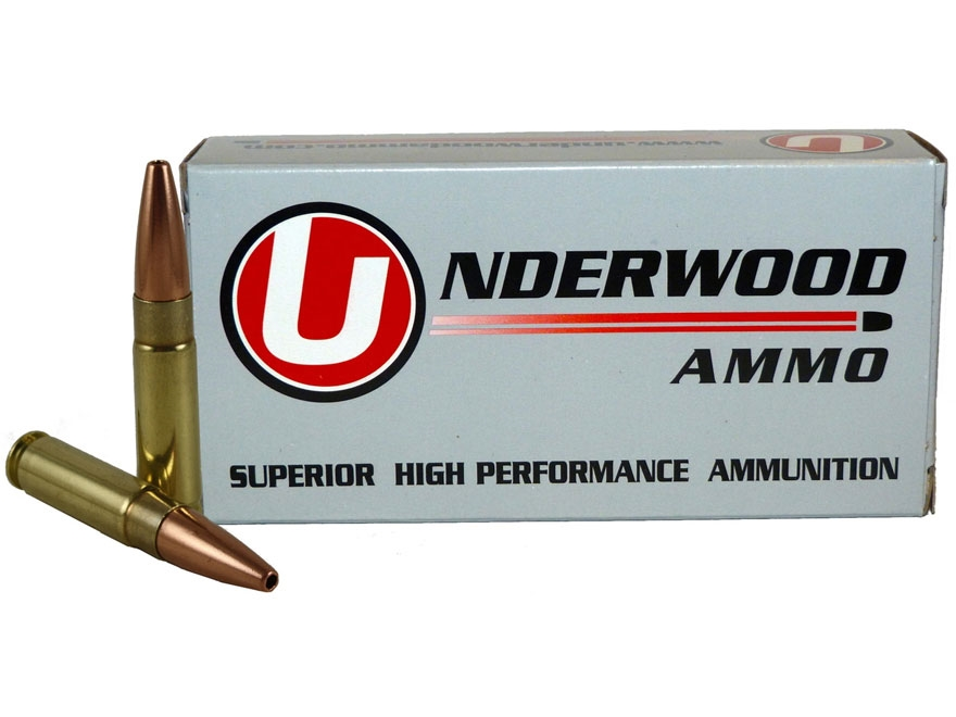 Underwood Ammunition 300 AAC Blackout 115 Grain Lehigh Controlled Chaos Lead-Free Box o...