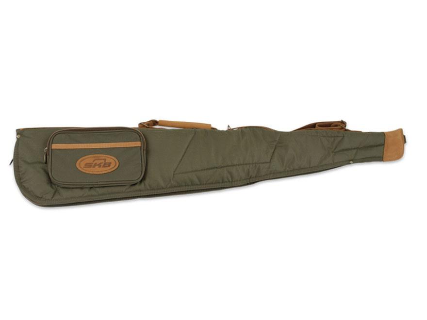 "SKB Dry-Tek Shotgun Case with Pocket 46"" Nylon Green"