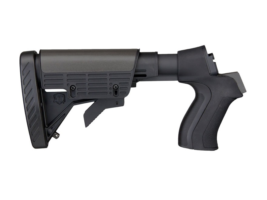 Advanced Technology Talon T2 6-Position Collapsible Stock with Scorpion Recoil System W...
