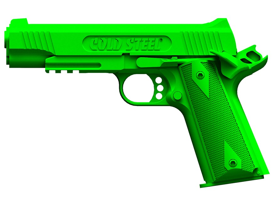 Cold Steel 1911 Rubber Training Pistol