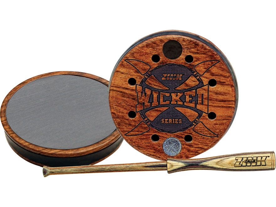 Zink Wicked Series Cherry Slate Turkey Call