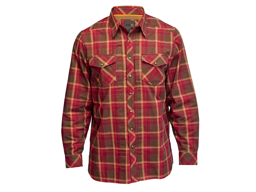 Men 39 s flannel shirt long sleeve cotton twill upc for Mens xl flannel shirts
