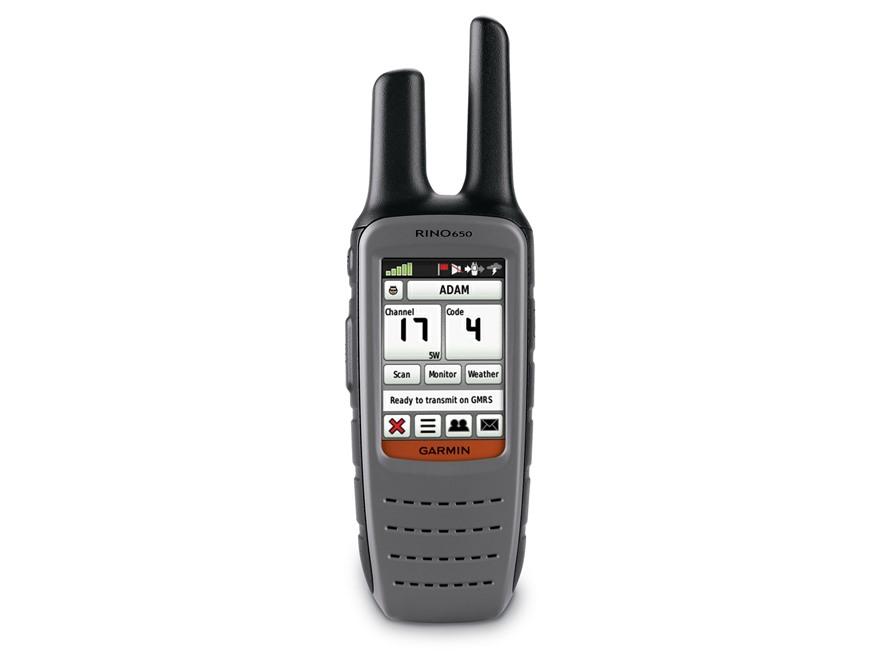 Garmin Rino 650 Handheld GPS Unit
