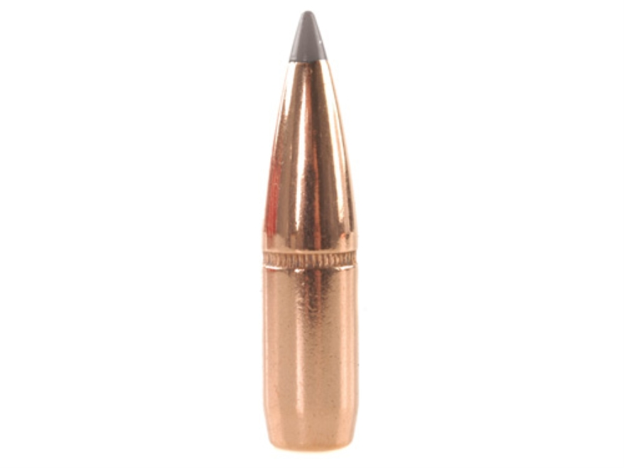 Factory Second Bullets 270 Caliber (277 Diameter) 130 Grain Polymer Tip Spitzer Boat Ta...