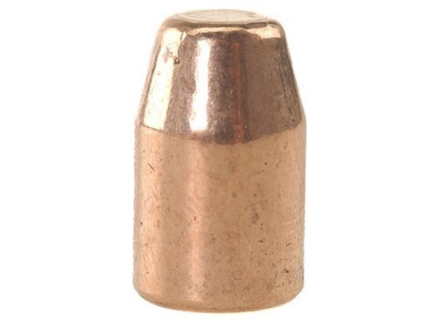 Rainier LeadSafe Bullets 40 S&W, 10mm Auto (400 Diameter) 200 Grain Plated Flat Point