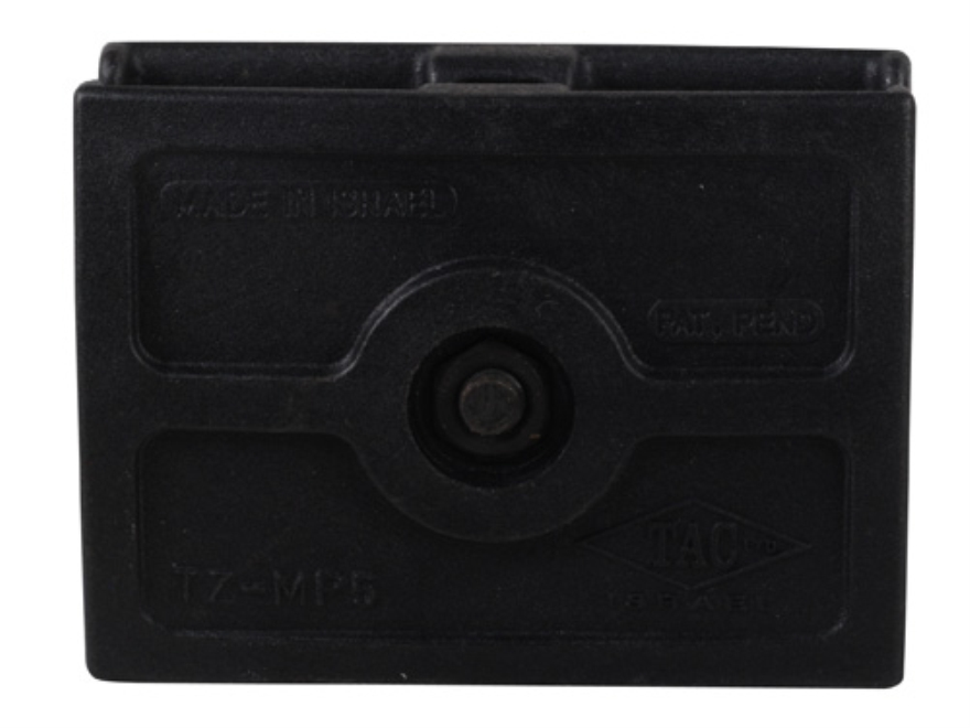 FAB Defense Magazine Coupler HK MP5 Polymer Black