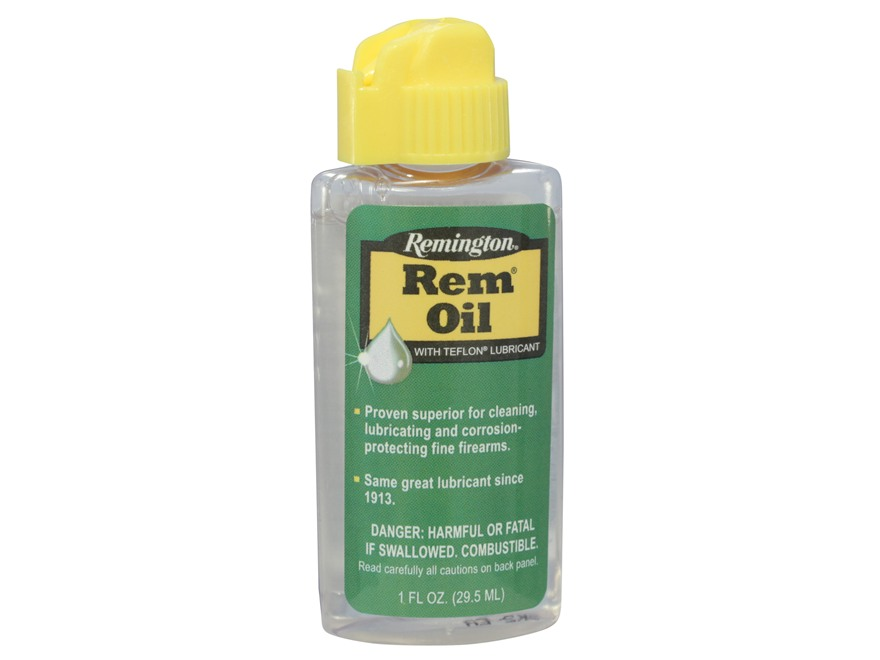 Remington Rem Oil Gun Oil 1 oz Liquid
