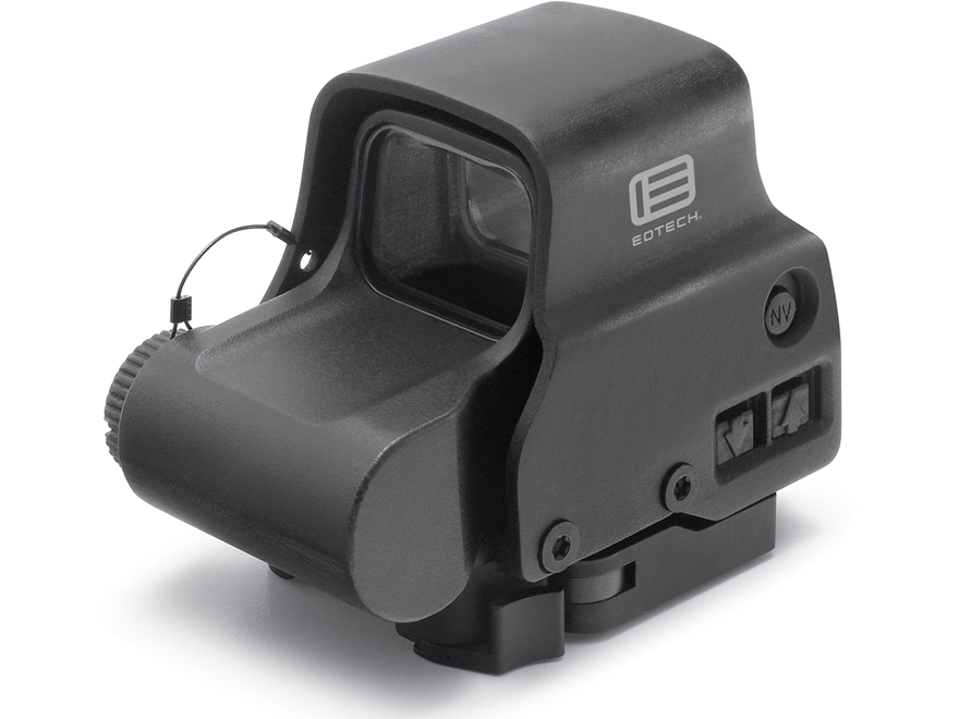 EOTech EXPS3-4 Holographic Weapon Sight 223 Remington Ballistic Reticle Matte CR123 Bat...