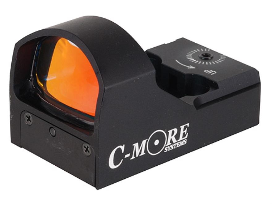 C-More STS Tactical Reflex Red Dot Sight 3.5 MOA Dot Matte