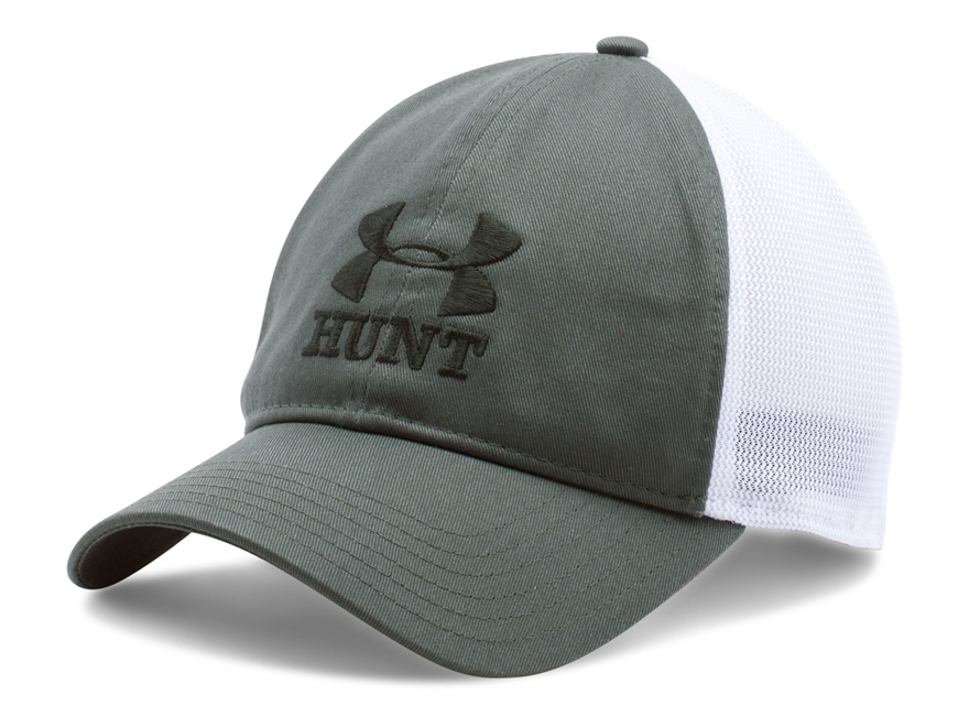 Under Armour Men's UA Bow Hunt Mesh Back Cap Polyester