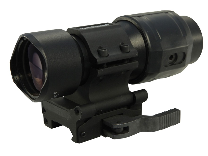 Sightmark Tactical Magnifier 30mm Tube 3x with Slide to Side Quick Detachable Weaver-St...