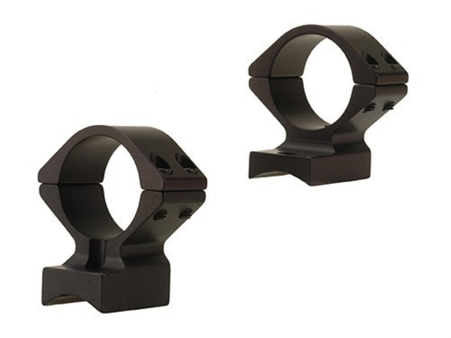 Talley Lightweight 2-Piece Scope Mounts with Integral Rings 96 Mauser Small Ring Matte
