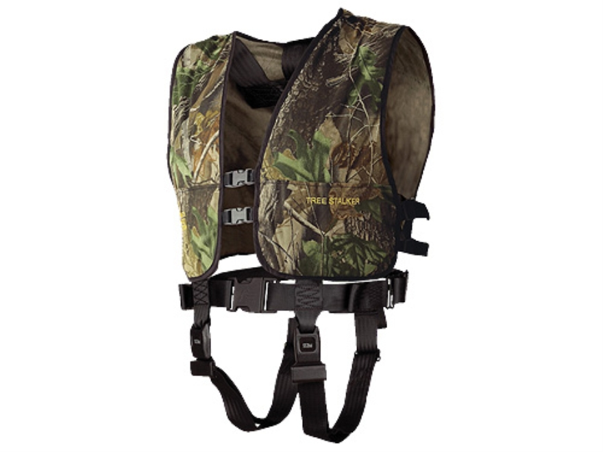 Hunter Safety System Lil' Treestalker HSS-8 Youth Treestand Safety Harness Vest Realtre...