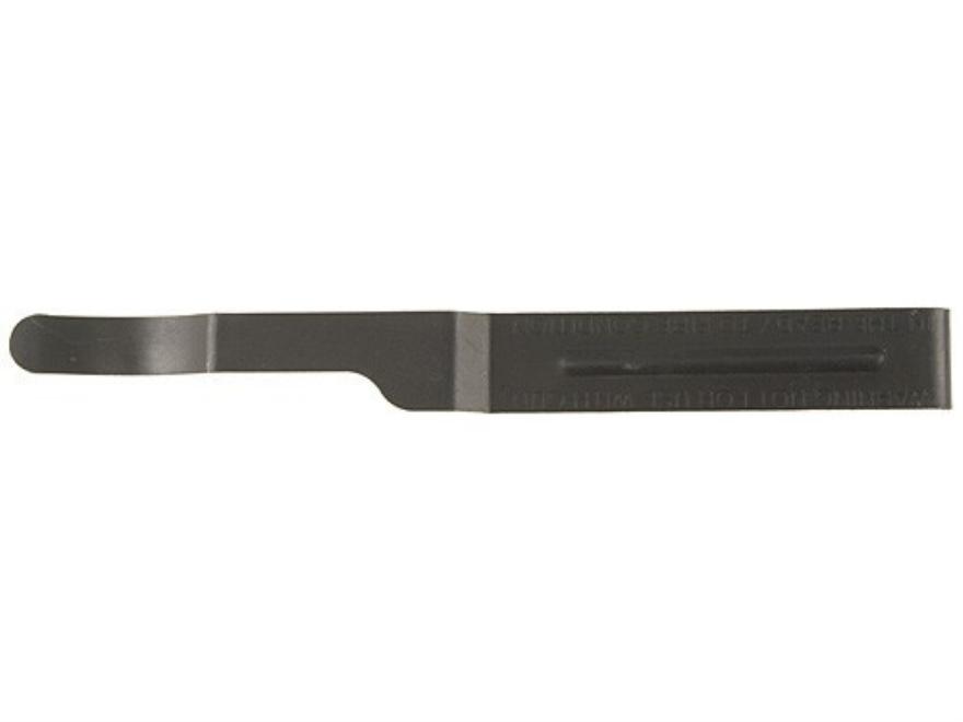 Clipdraw Belt Clip Glock 20, 21, 29, 30, 37 Steel Black