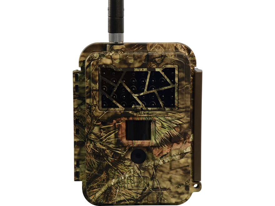 Covert Code Black 12.0 AT&T Cellular HD Infrared Digital Game Camera 12 Megapixel Mossy...
