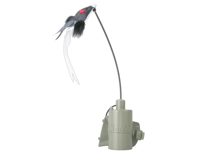 FoxPro FoxJack 2 Electronic Predator Decoy for Spitfire and Wildfire Calls