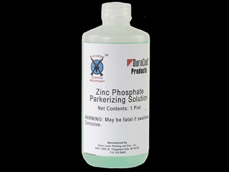 Lauer Zinc Phosphate Parkerizing Solution Liquid
