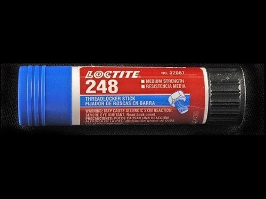 Loctite 248 Threadlocker Stick Blue 19 gm