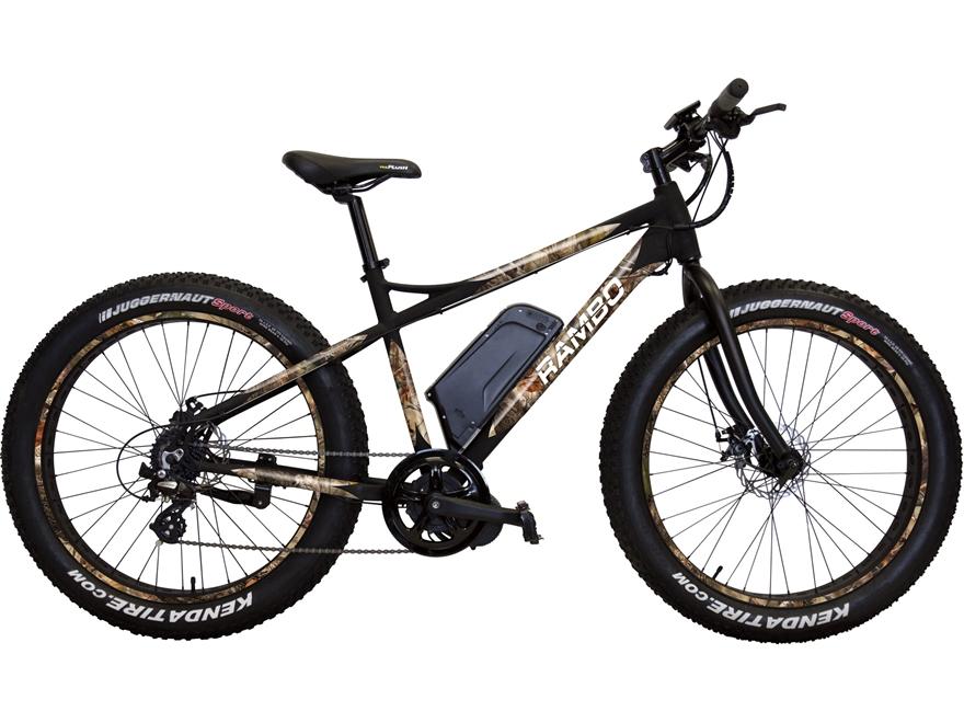Rambo Bike Decal Kit