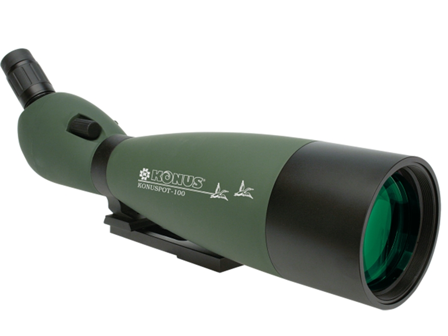 Konus Spotting Scope 20-60x 100mm with Smart Phone Adapter