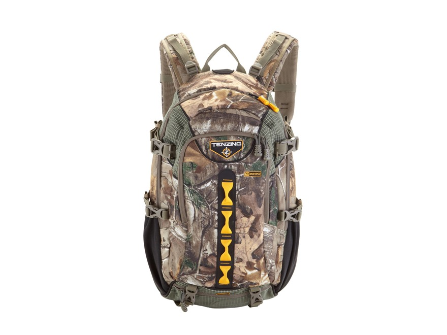 Tenzing TZ 2220 Day Backpack Polyester and Nylon Ripstop Realtree Xtra Camo
