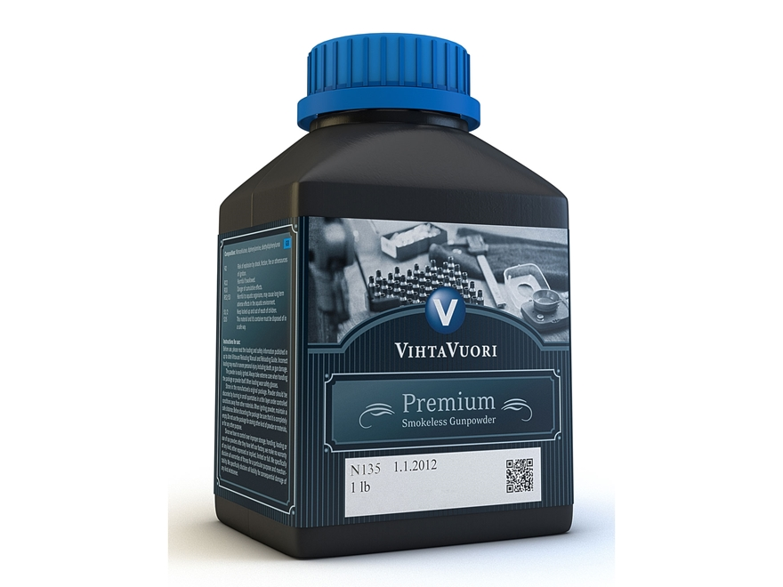 Vihtavuori N135 Smokeless Powder