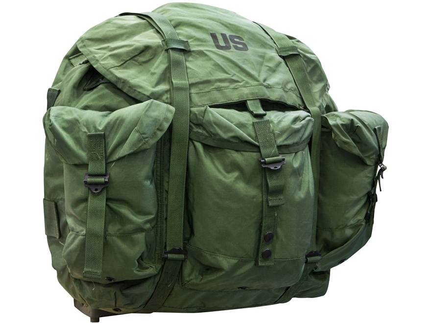 Military Surplus Large ALICE Pack Complete with Frame Assembly