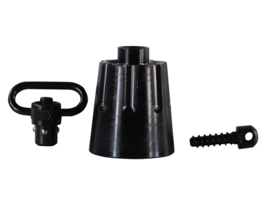 "GrovTec Push Button Magazine Cap with 1"" Quick Detach Sling Swivel Winchester Super X2,..."