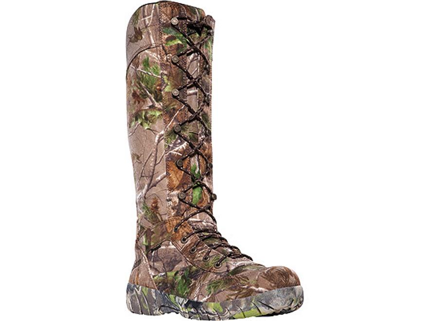 """Danner Jackal II Snake 17"""" Waterproof Uninsulated Hunting Snake Boots Nylon Realtree AP..."""