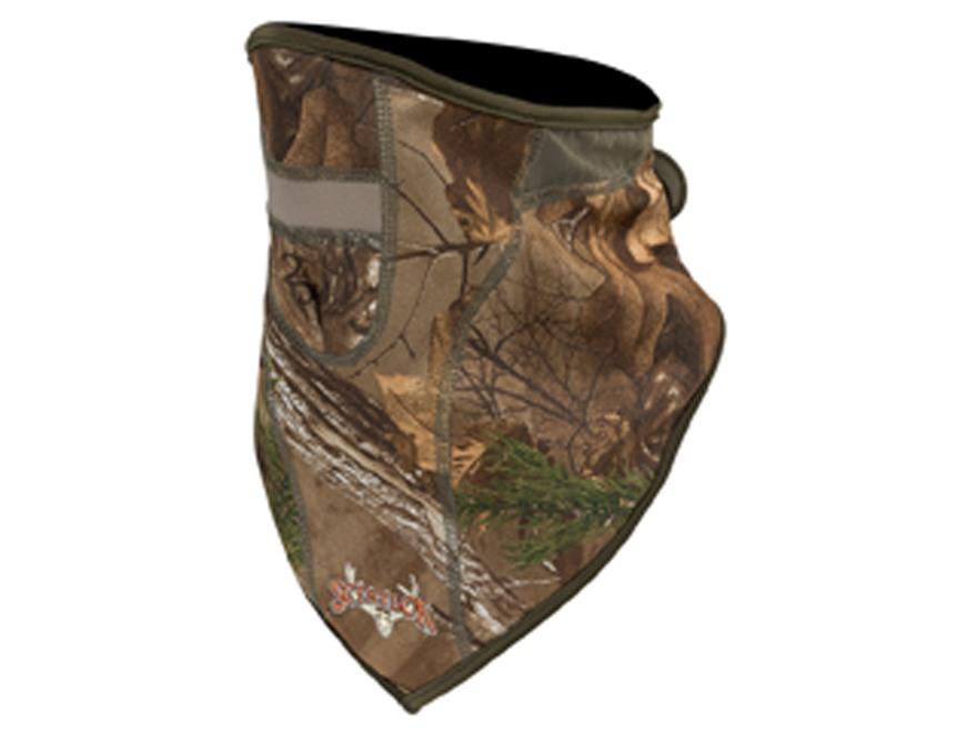 Scent-Lok Savanna Vigilante Face Mask Polyester Realtree Xtra Camo