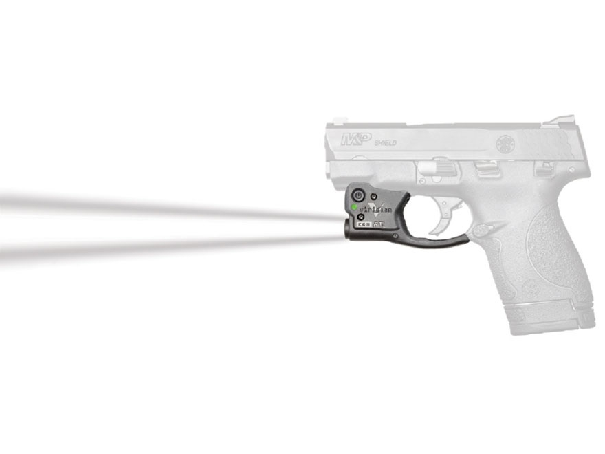 Viridian Reactor TL Weaponlight with 1 CR2 Battery Smith & Wesson M&P Shield Polymer Bl...