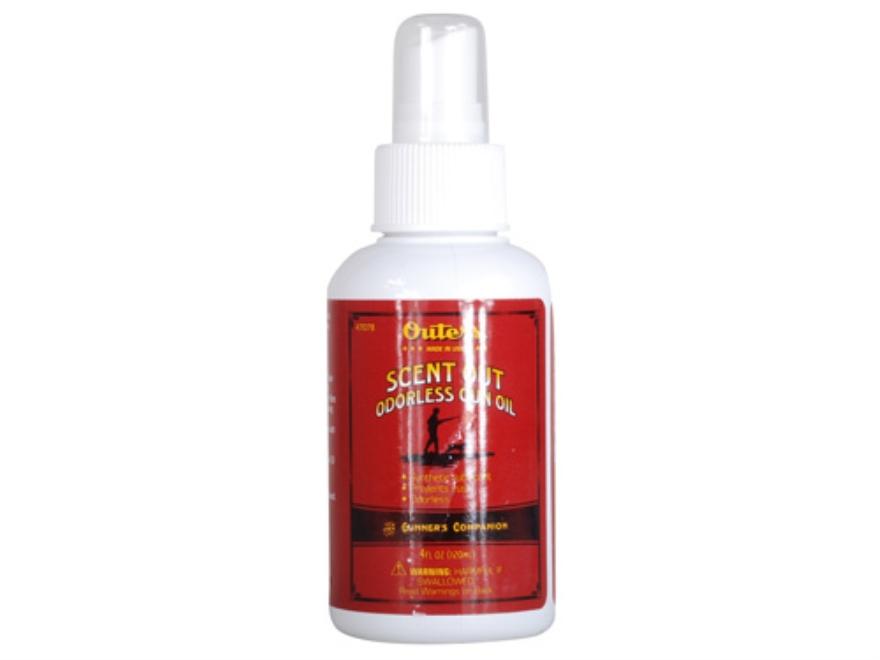 Outers Odorless Gun Oil 3 oz Spray