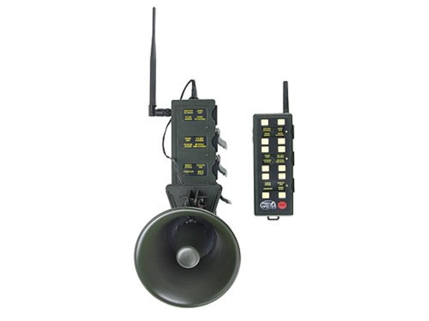 Johnny Stewart PM-4 Preymaster Digital Caller with 12 Digital Predator Sounds