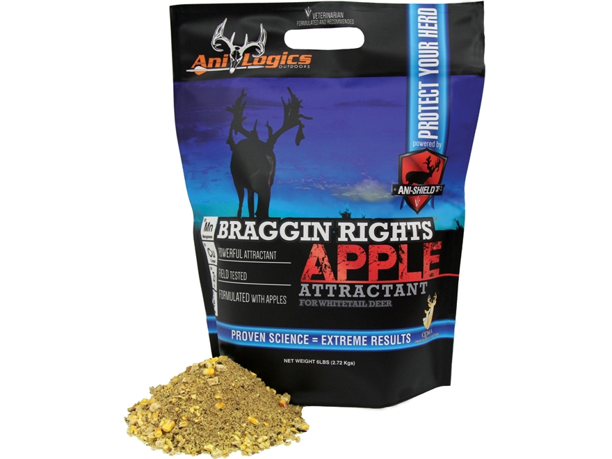 Anilogics Braggin Rights Apple Deer Supplement