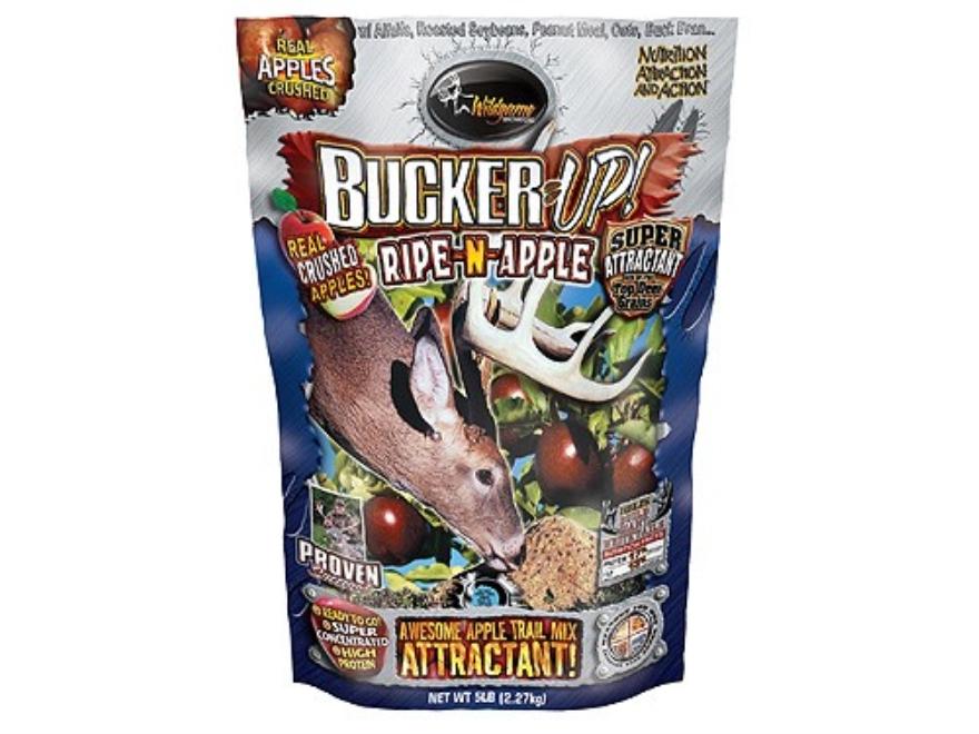 Wildgame Innovations Bucker Up Ripe-n-Apple Deer Attractant Bag 5.25 lb