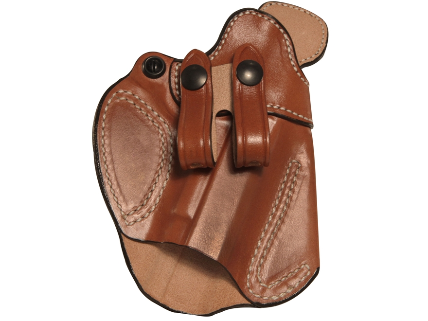 DeSantis Cozy Partner Inside The Waistband Holster Right Hand 1911 Government, 1911 Com...