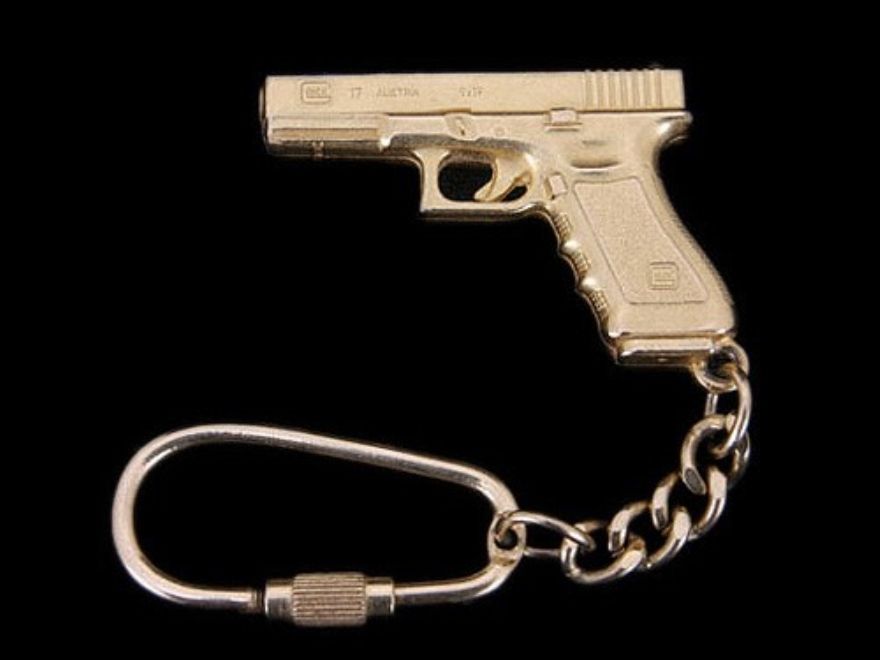 Glock Key Chain