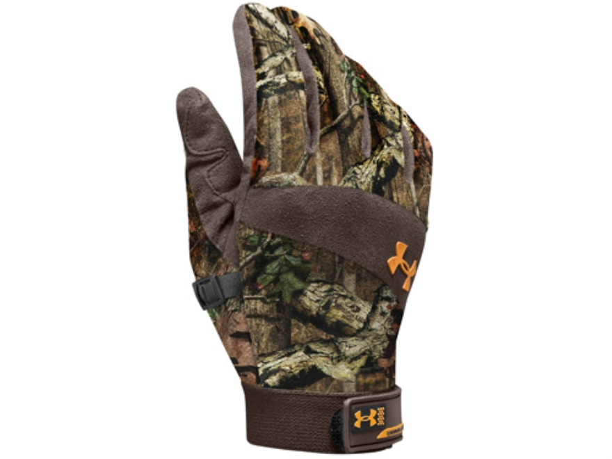 Under Armour Idylwild Gloves Polyester Mossy Oak Upc 884961592947