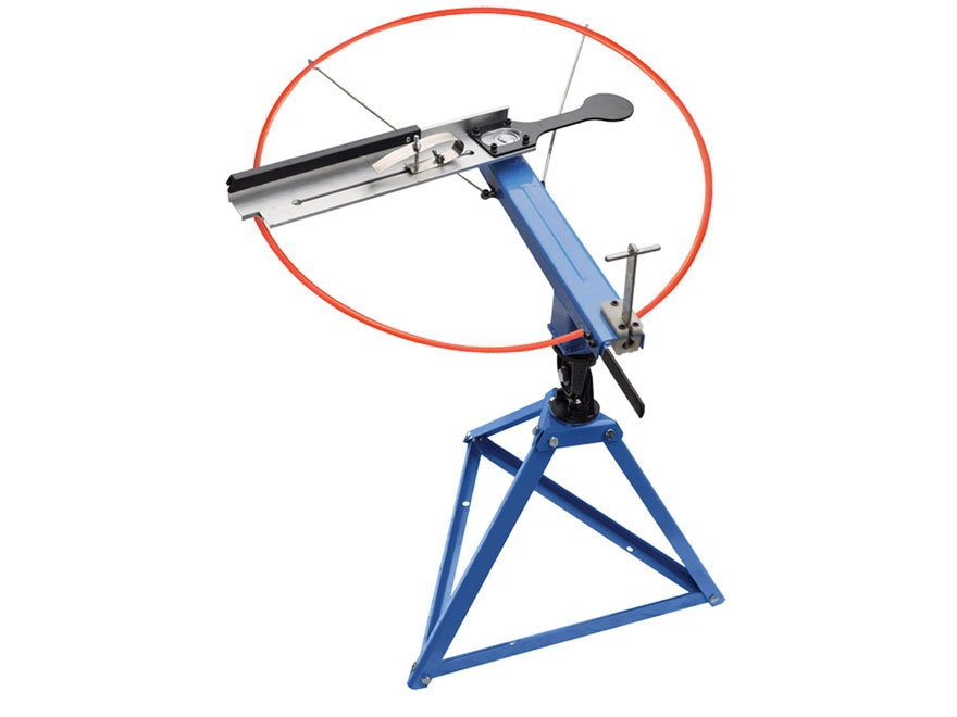 Do-All Backyard Clay Hawk Clay Target Thrower 3/4 Cock Trap